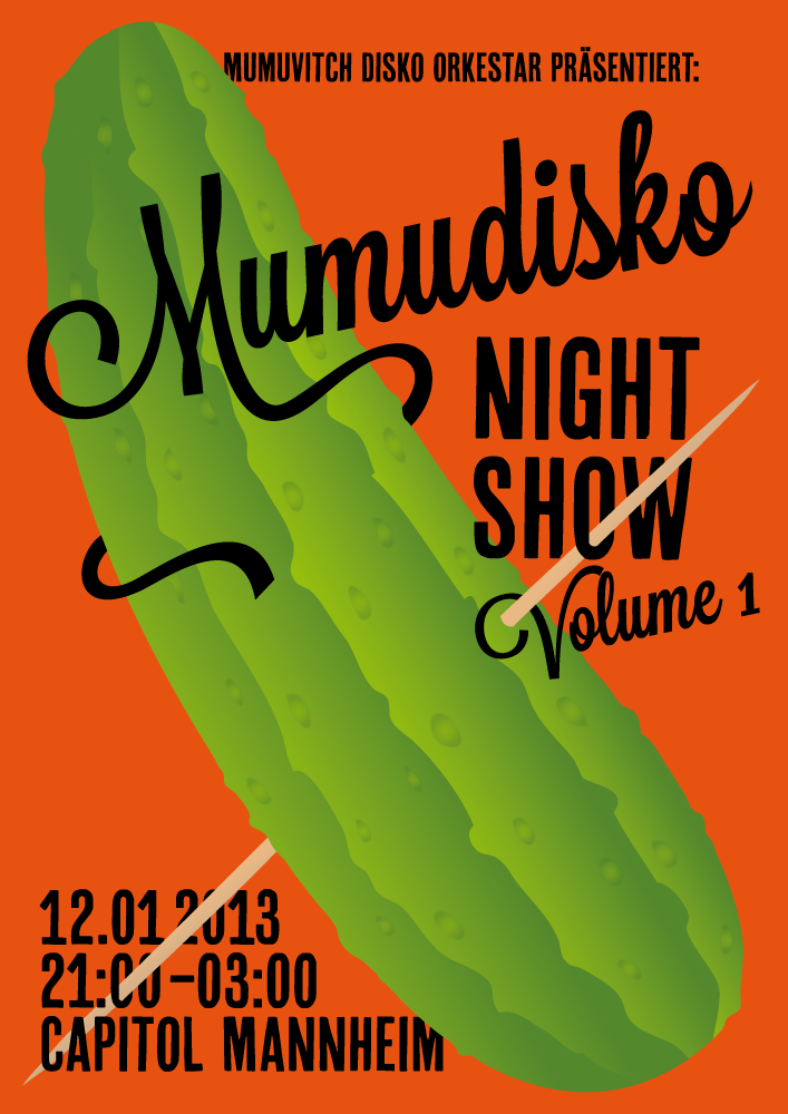 Mumudisko Nightshow Volume 1